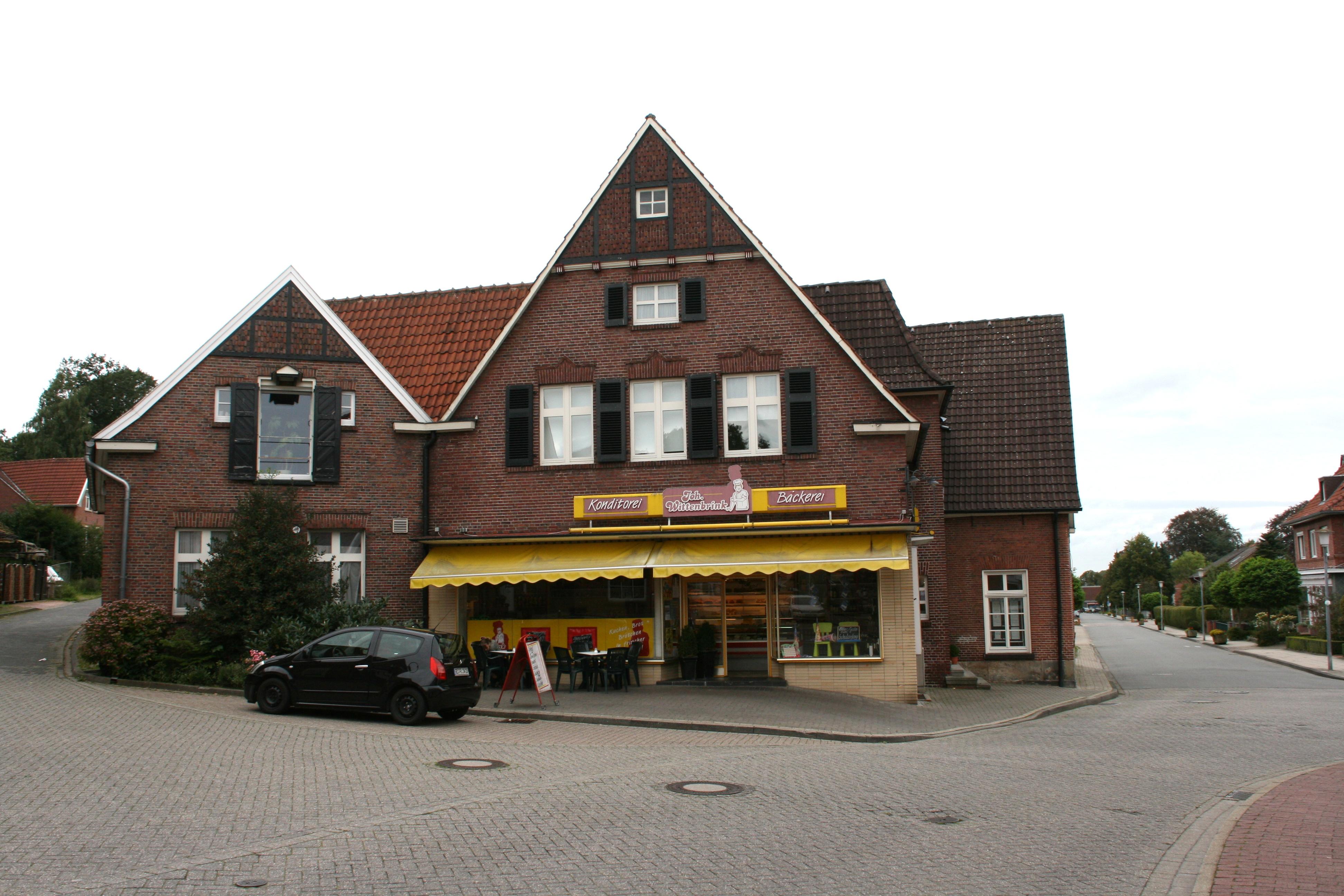 file bad bentheim gildehaus neuer weg 01 wikimedia commons. Black Bedroom Furniture Sets. Home Design Ideas