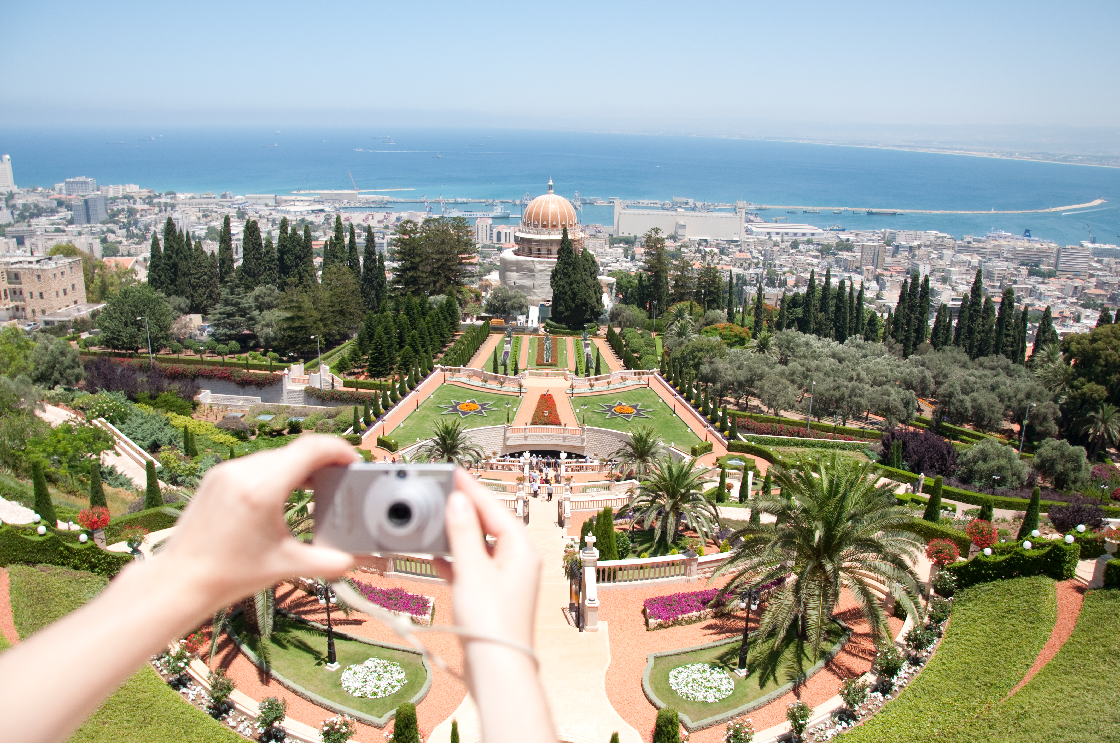 Bahai Gardens Haifa Opening Times Garden Ftempo