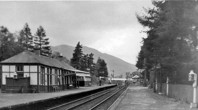 Balquhidder Station - image: wikipedia