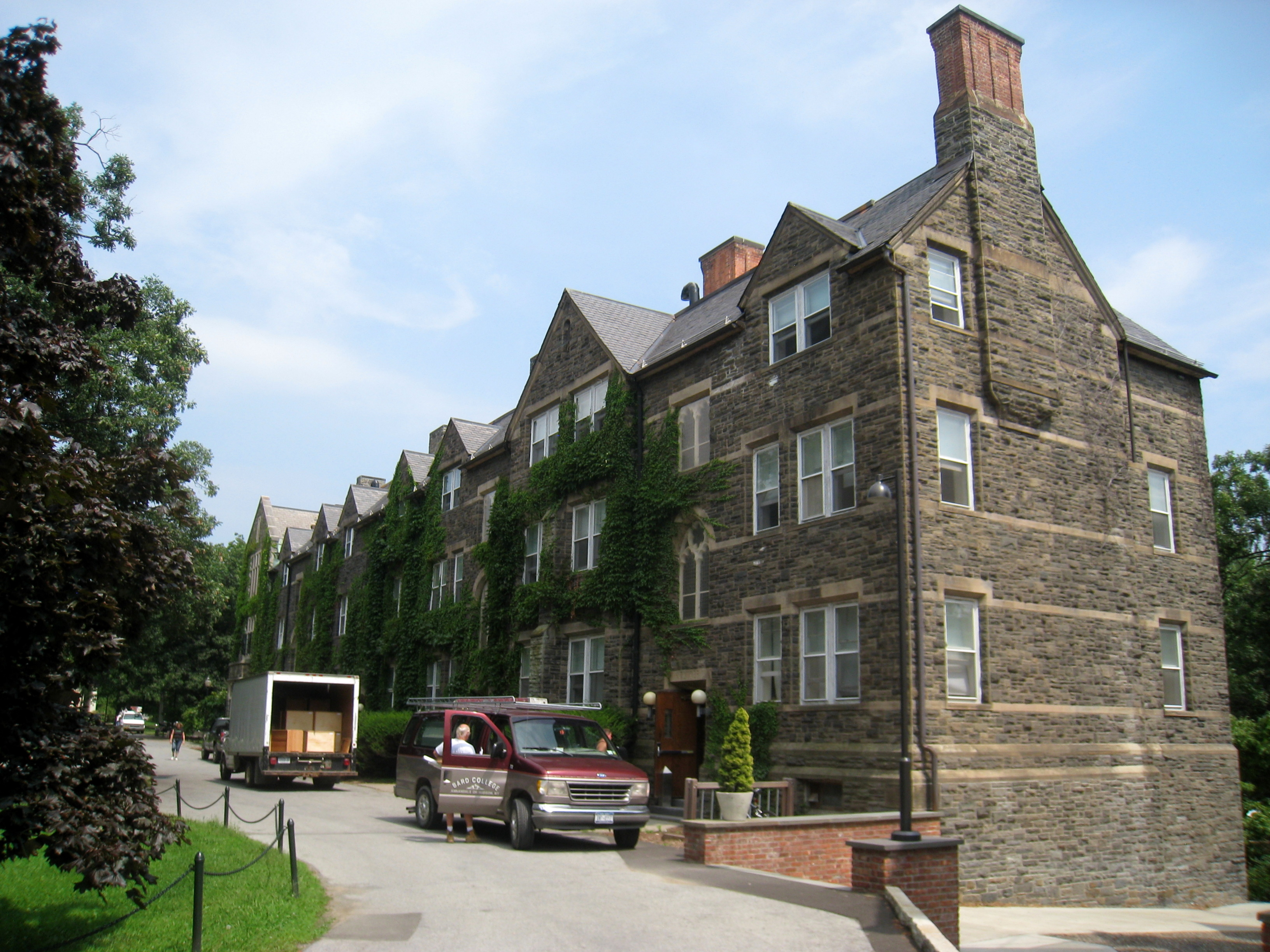 Bard College Campus - Wikipedia