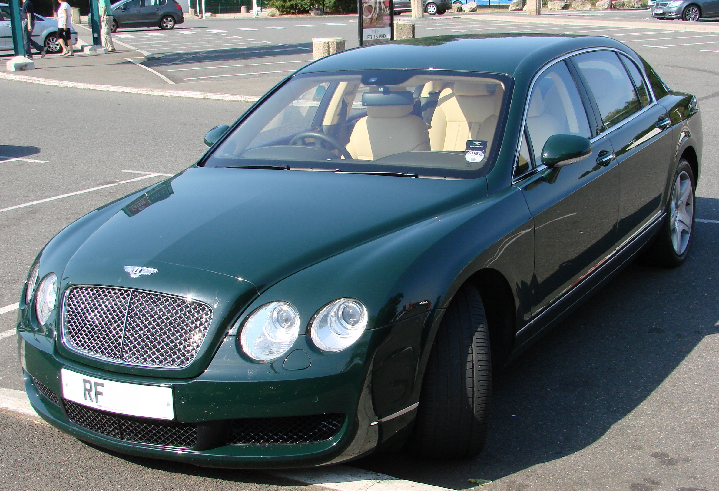 Bentley Continental Flying Spur – wolna encyklopedia