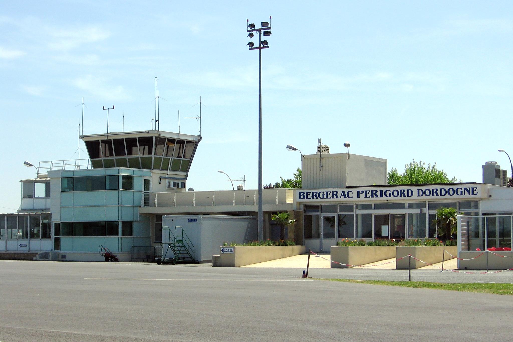 Aéroport de Bergerac-Dordogne-Périgord