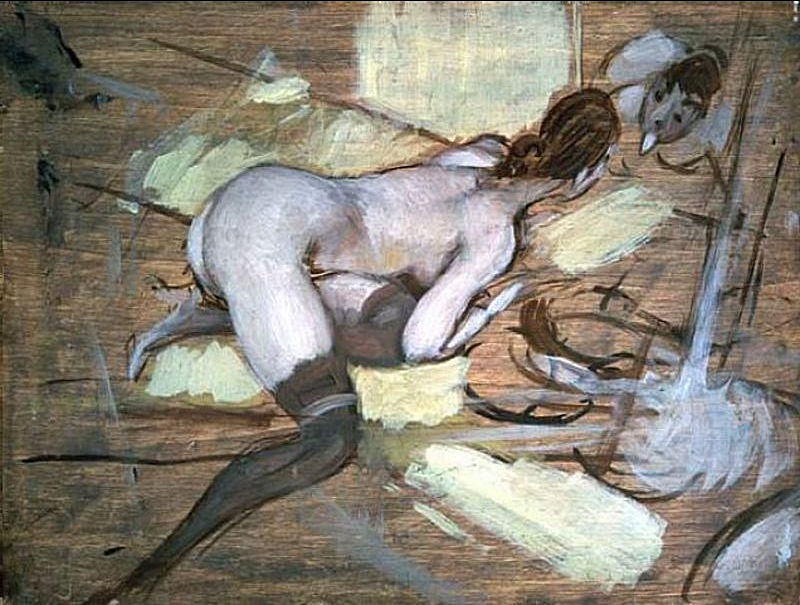 Boldini - nude-woman-reclining-on-yellow-cushions.jpg