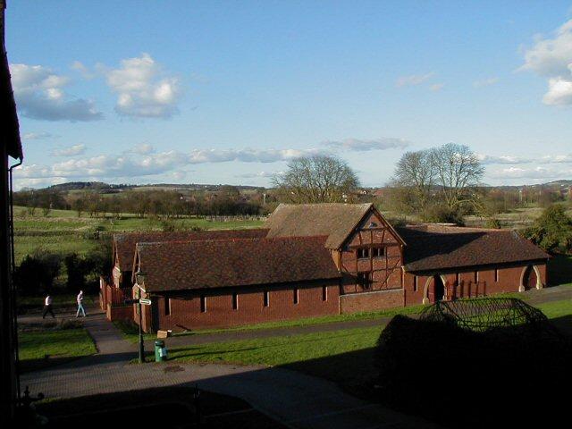 Bordesley Abbey museum
