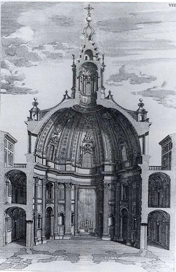 Chiesa di sant 39 ivo alla sapienza wikiwand for Diafane trasparenti