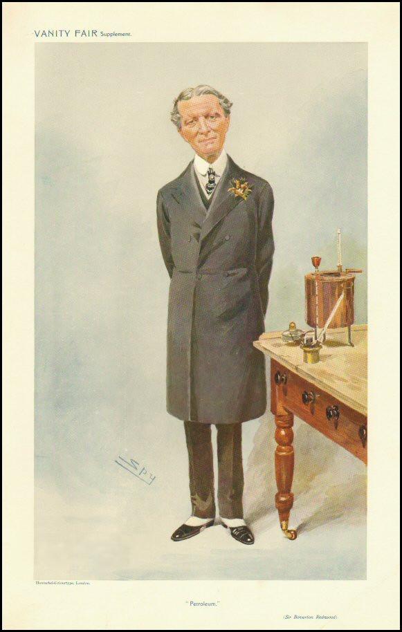 Thomas Boverton Redwood