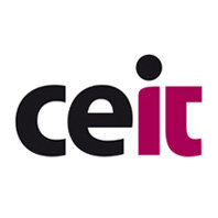 English: CEIT logo