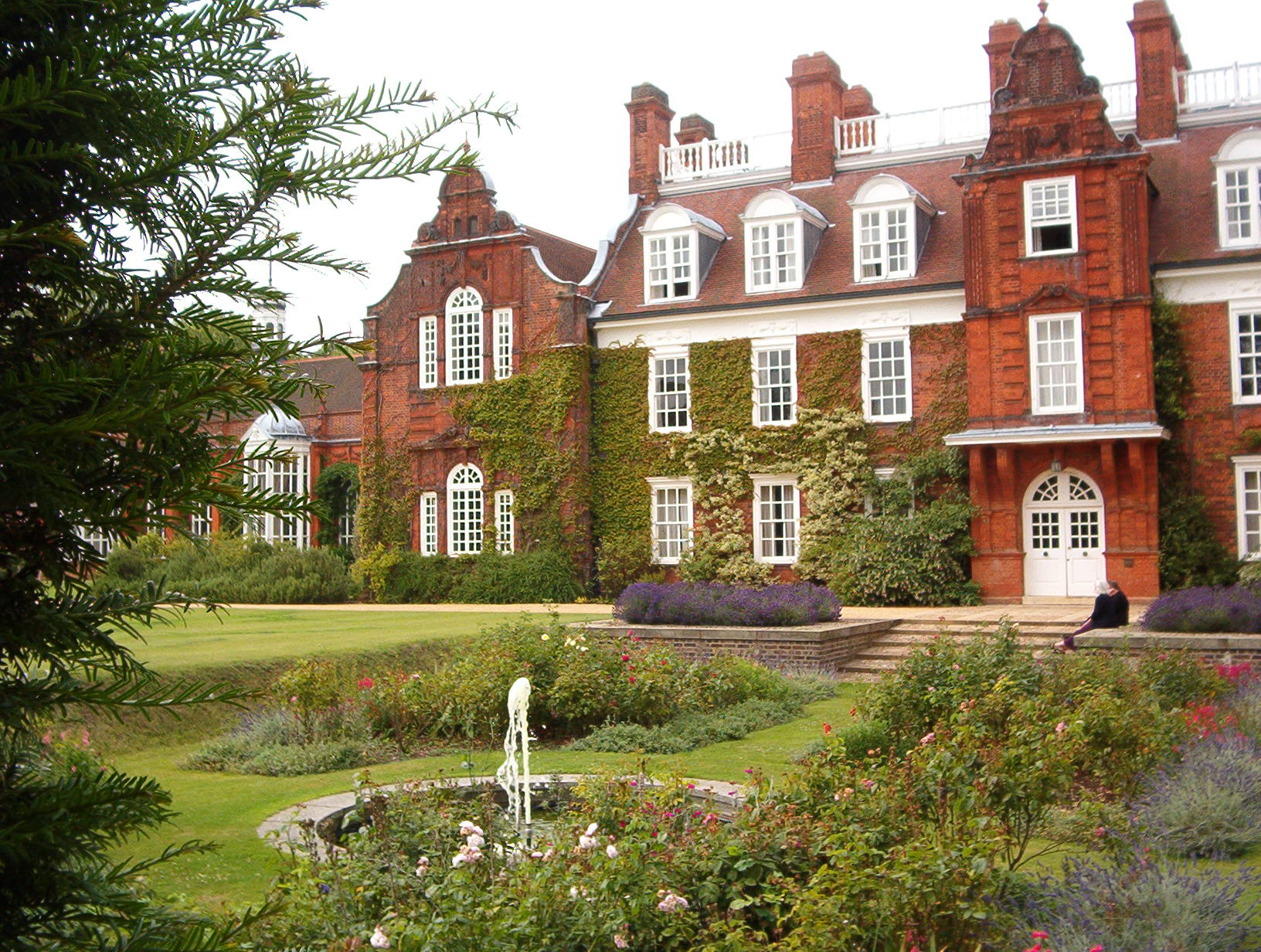 image of Newnham College