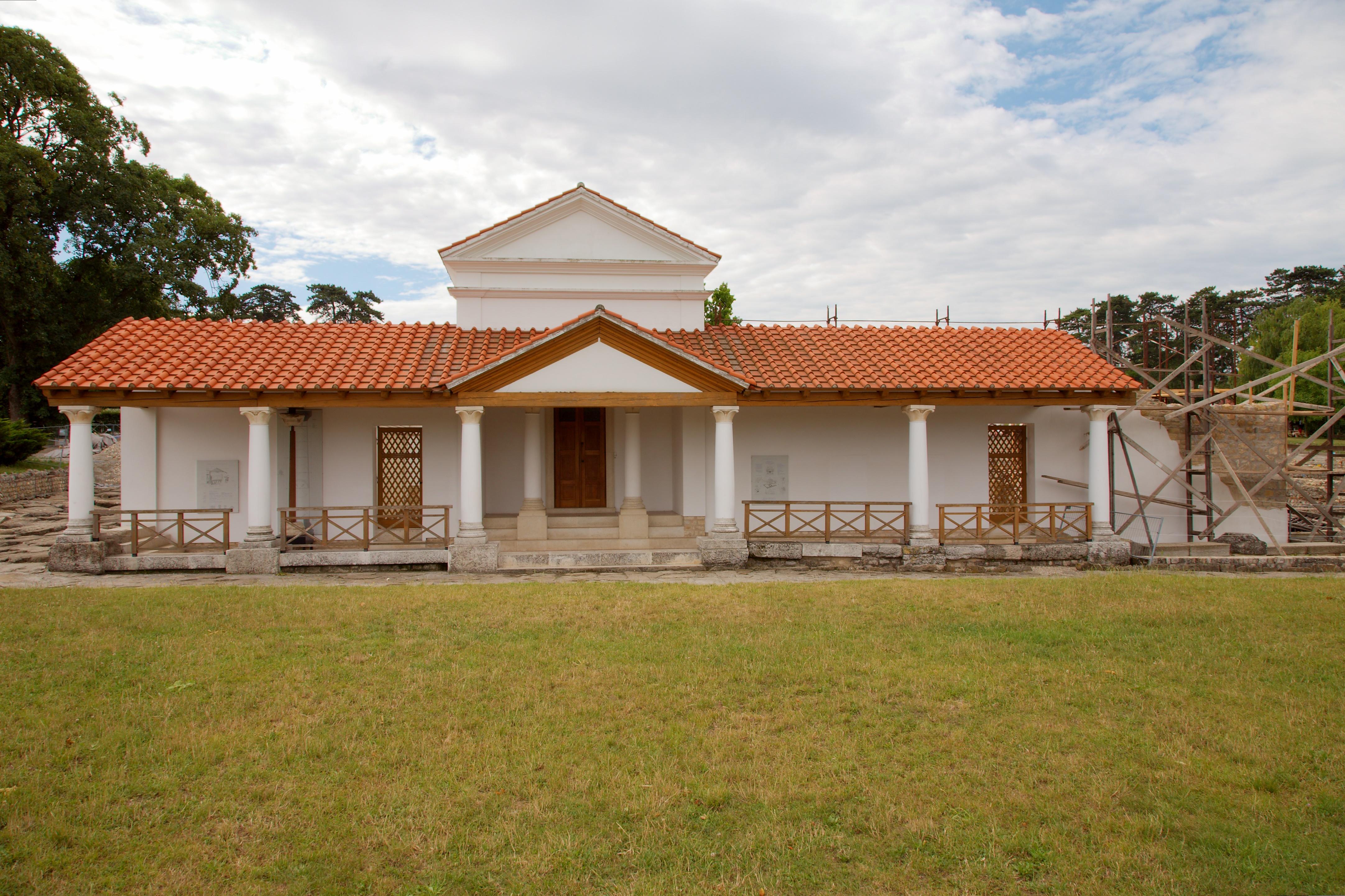 Villa Urbana Plan