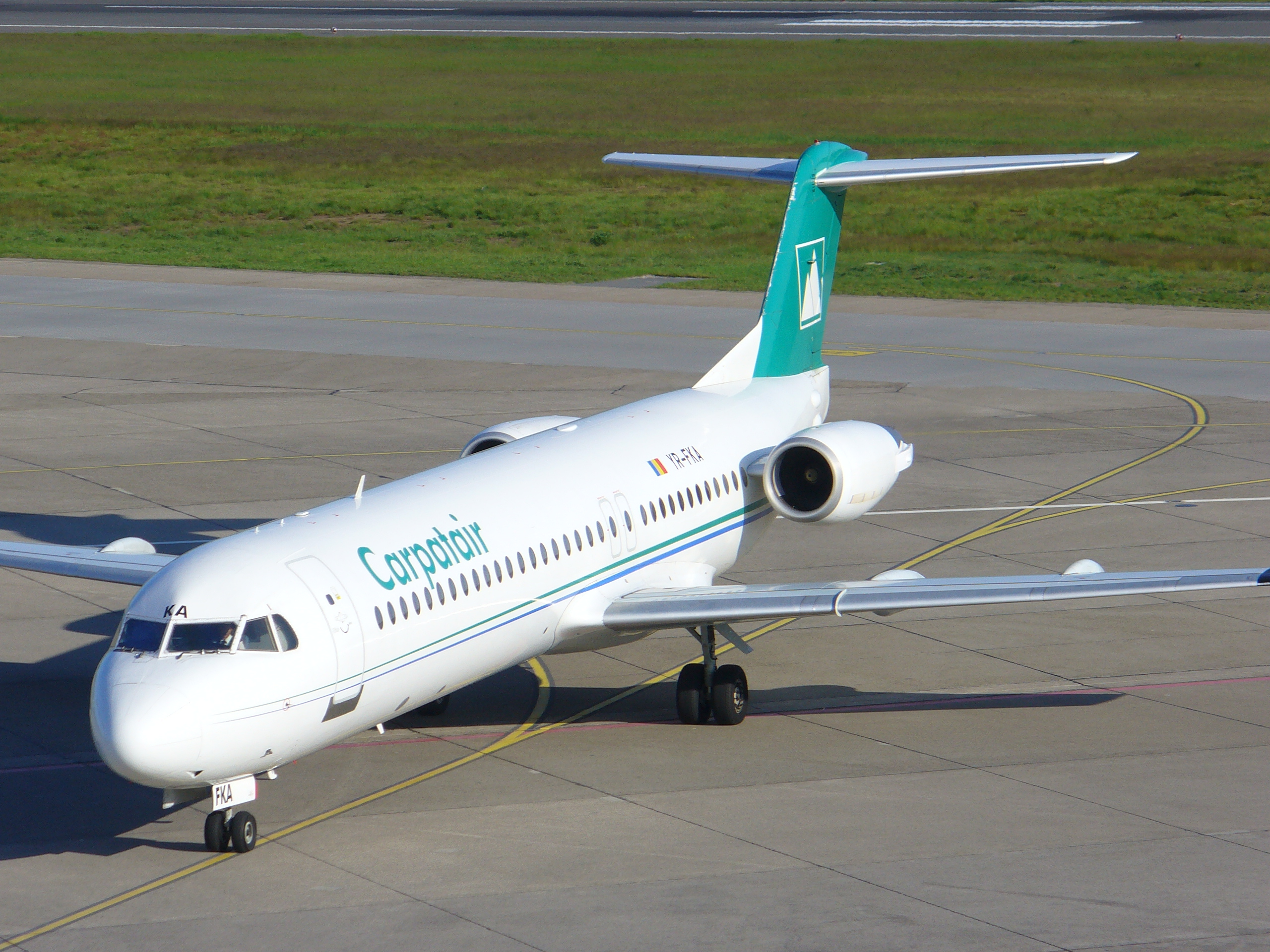 Airline Karpateyr (Carpatair). Official sayt.2