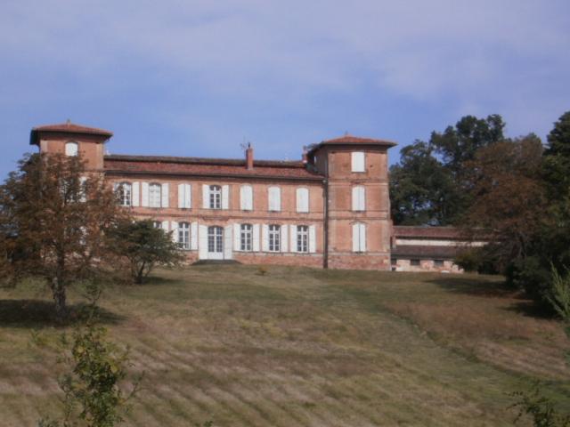 Château de Mourvilles-Basses