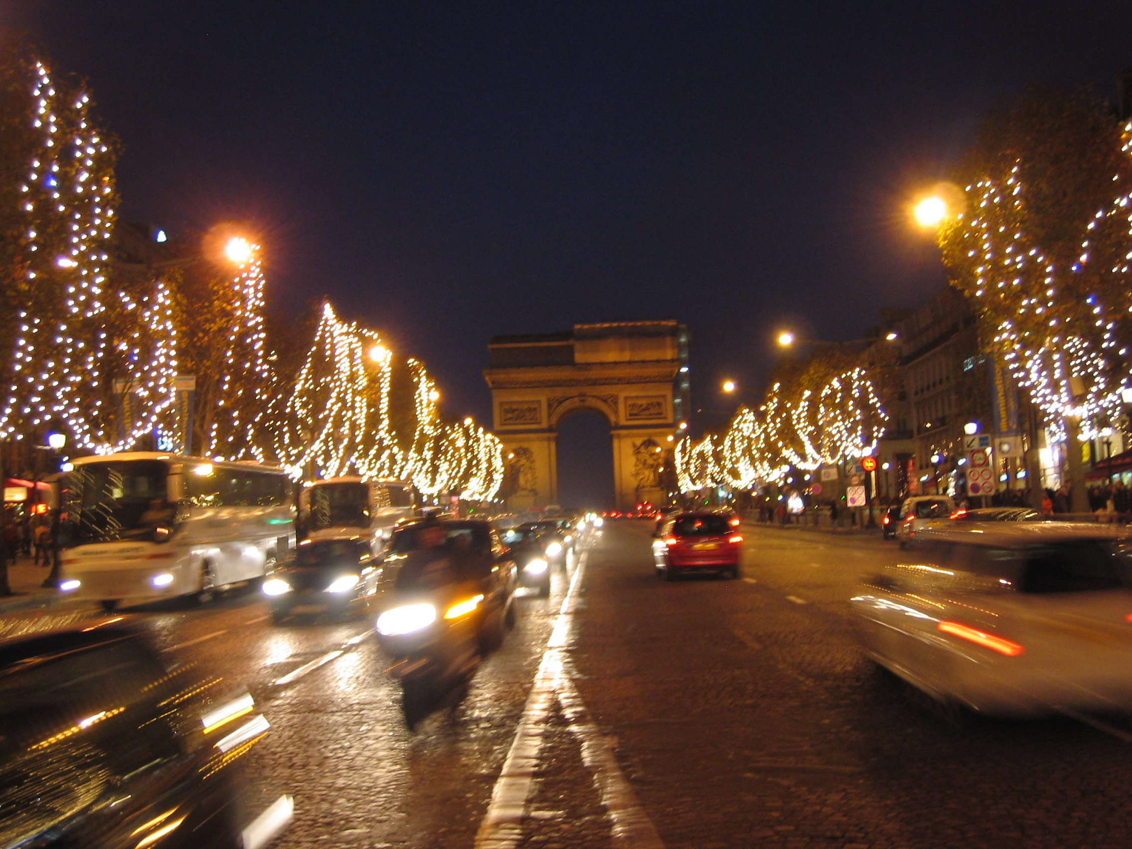 File wikimedia commons for Parisian christmas decorations home