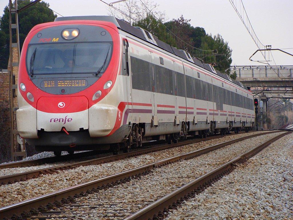 Tren Wikipedia La Enciclopedia Libre