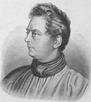 Depiction of Clemens Brentano