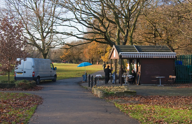 Coffee in Cherry Tree Woods - geograph.org.uk - 1068847