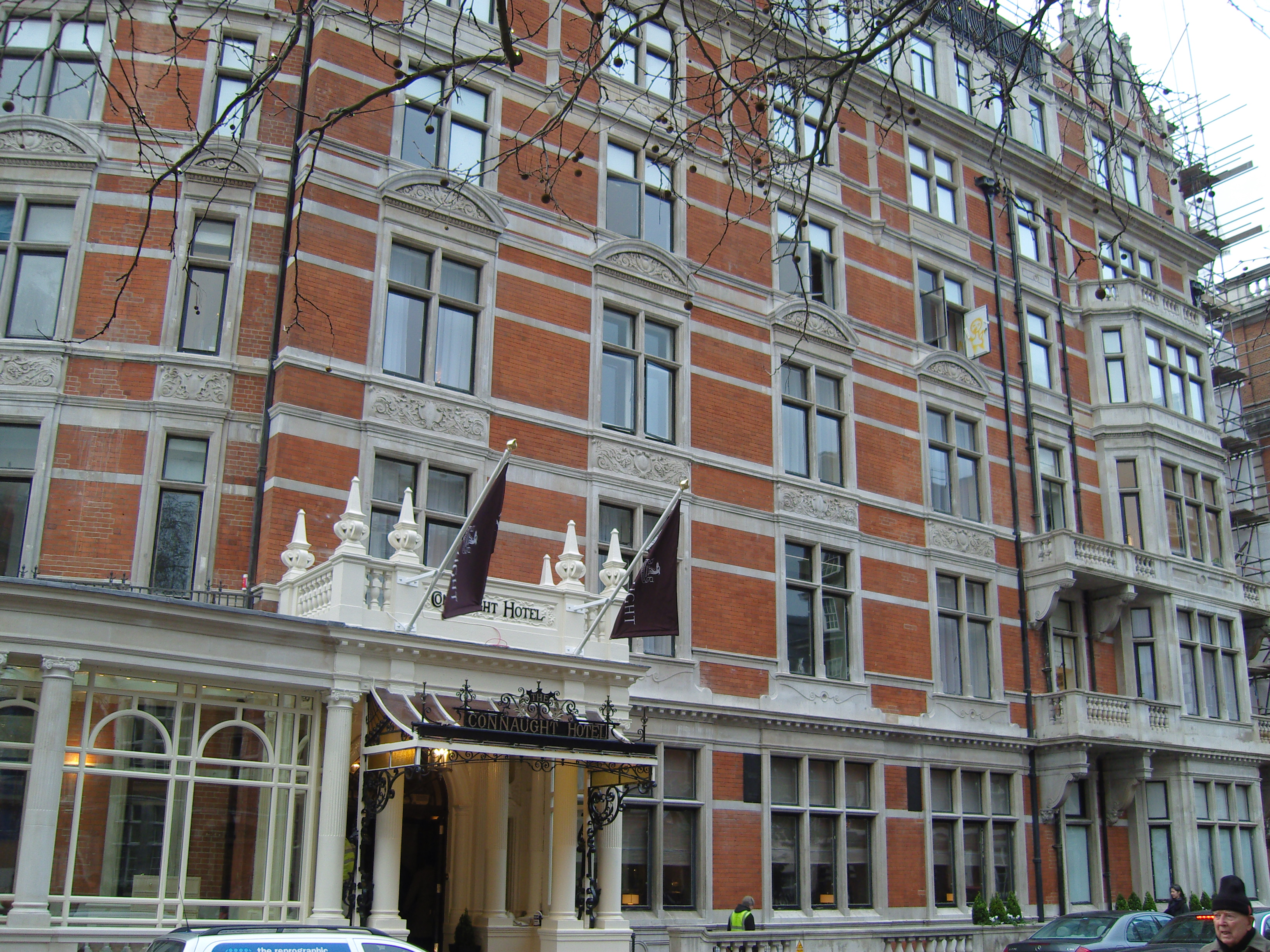 Connaught Hotel London Wiki