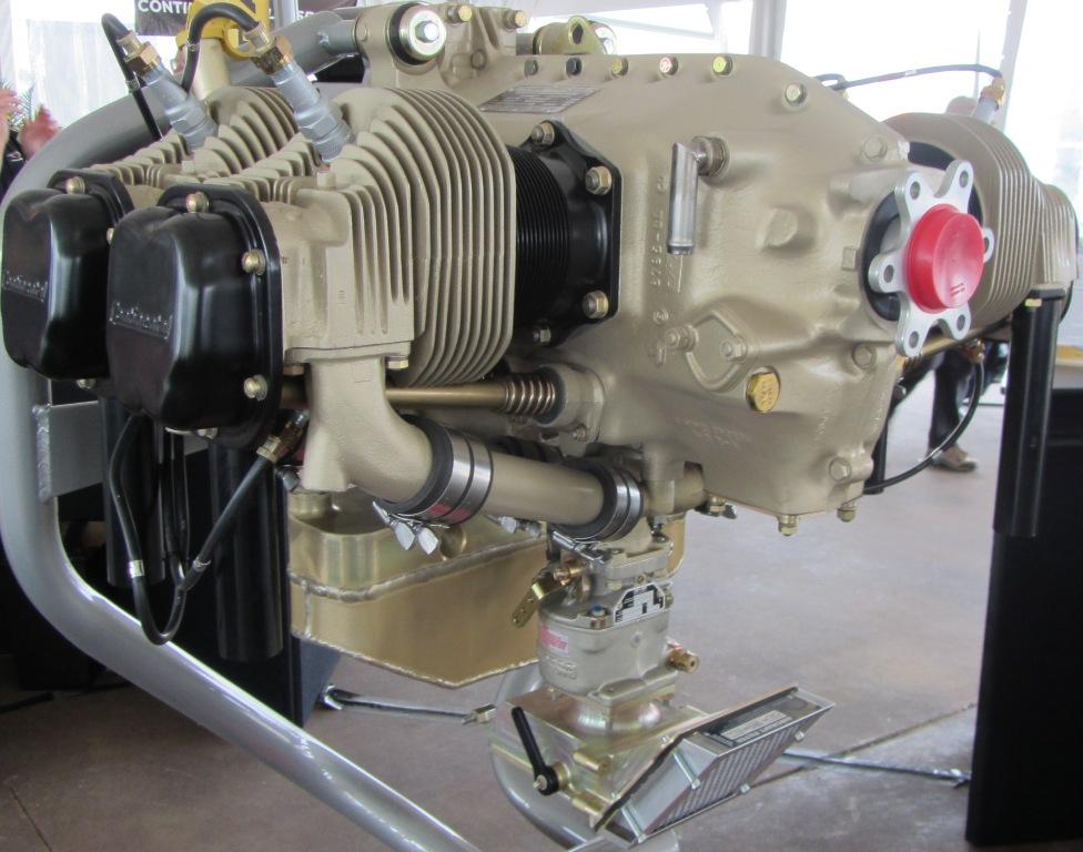 Lycoming o-360 operating manual