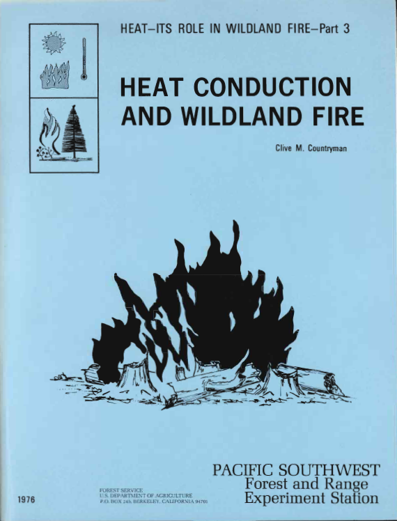 Cover for Heat Conduction and Wildland Fires 2010-08-17.png