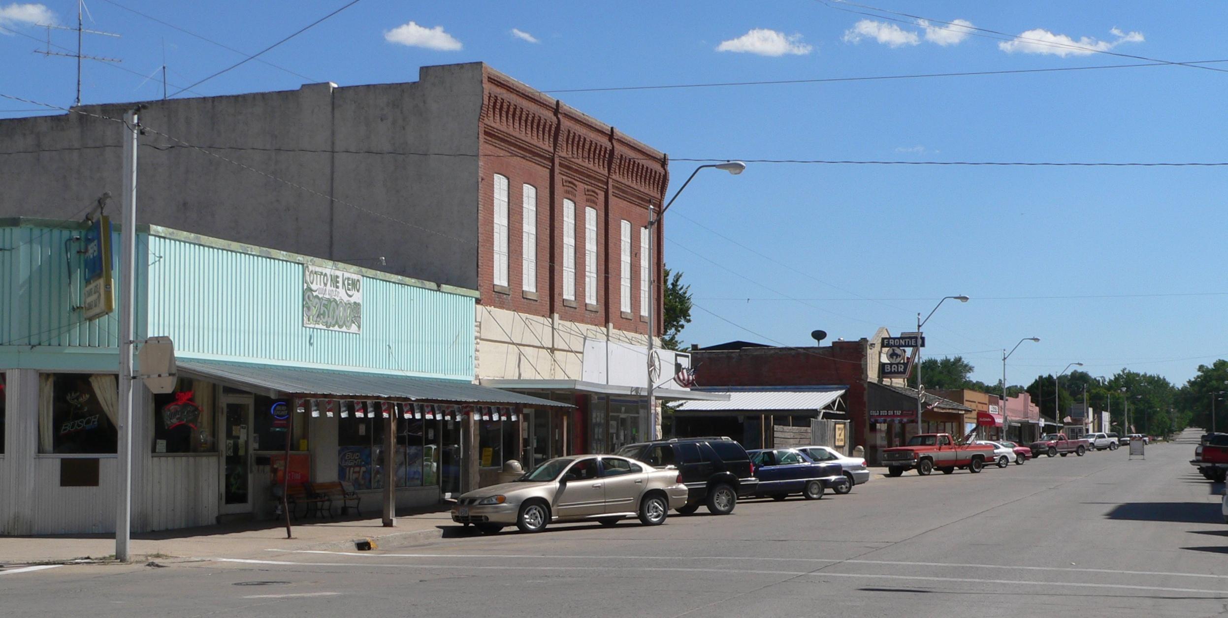 File Crawford Nebraska 2nd St From Main Jpg