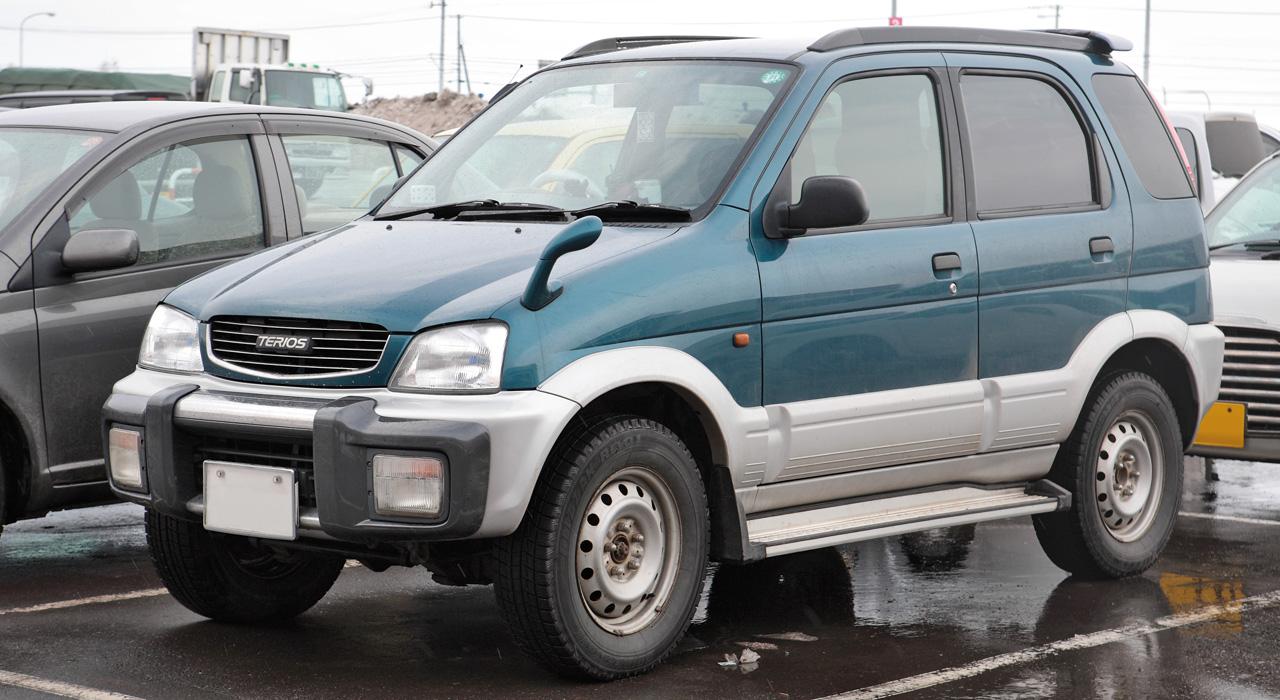 Distribuzione furthermore Px Daihatsu Charade also Daihatsuterios together with Suzuki Jimny likewise Volkswagen T Roc. on daihatsu terios 2000