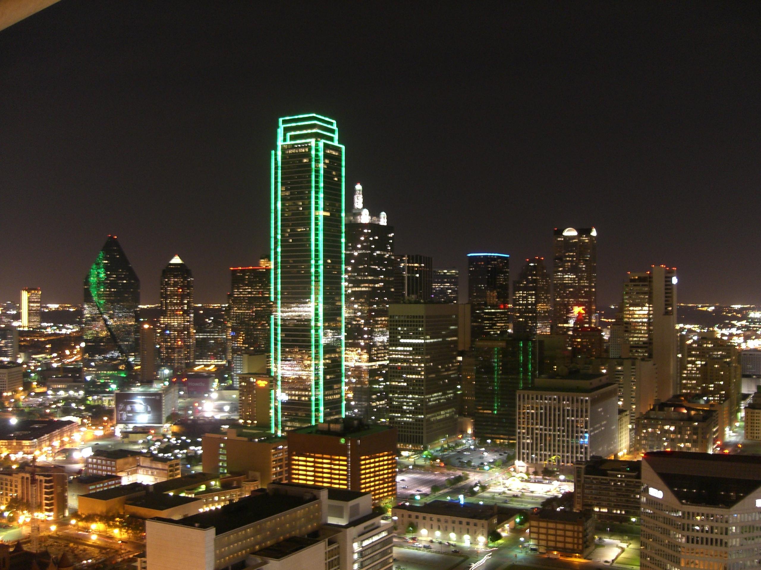 dateidallas texas skyline bei nachtjpg � wikipedia
