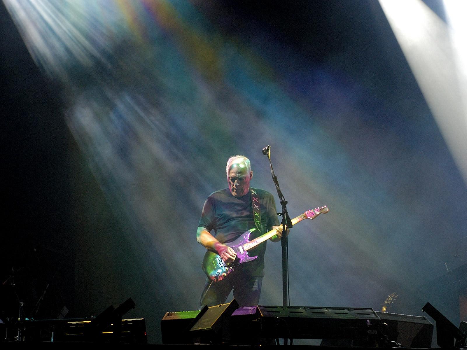 David Gilmour Wikimedia Commons