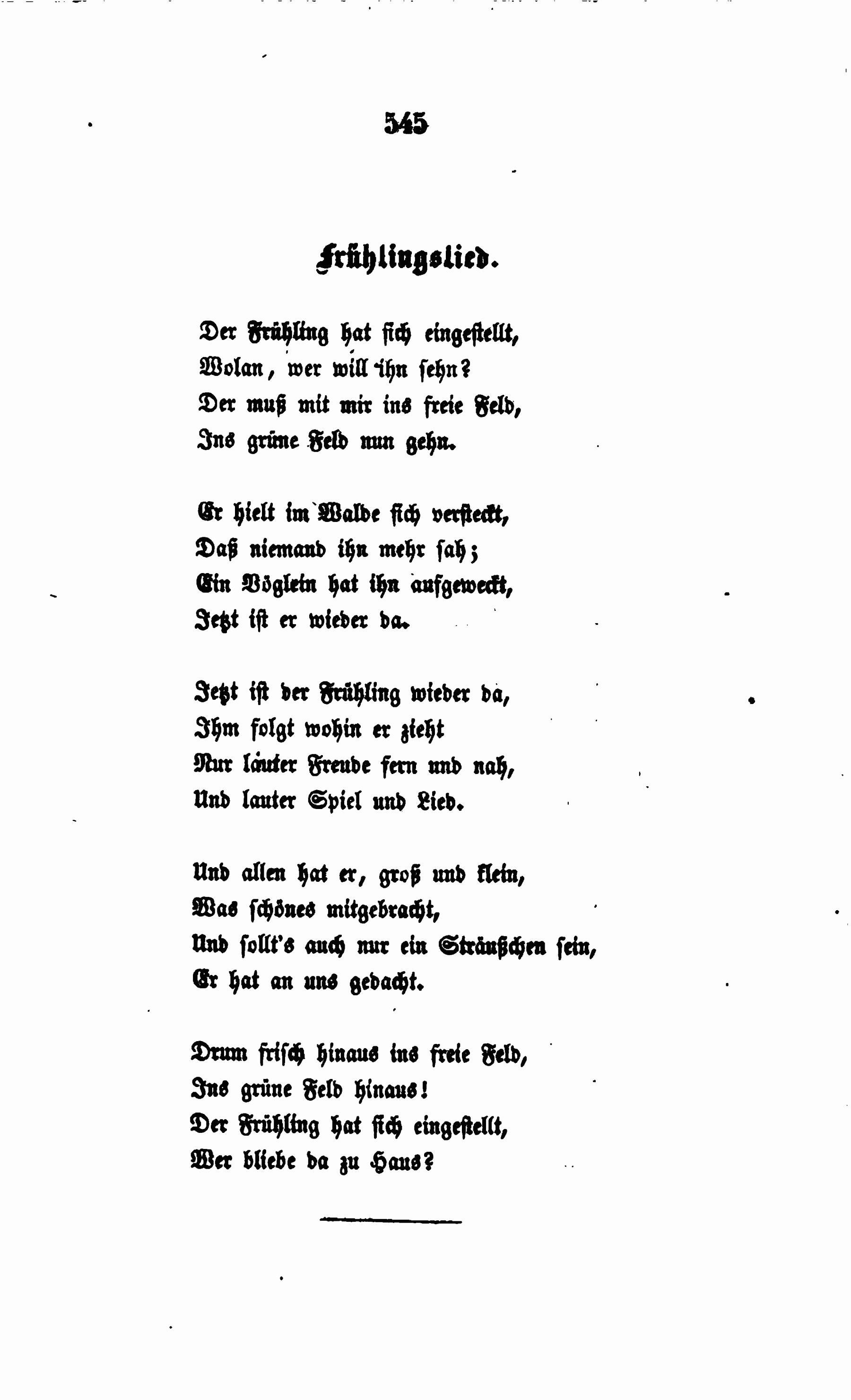 Filede Fallersleben Gedichte 545jpg Wikimedia Commons