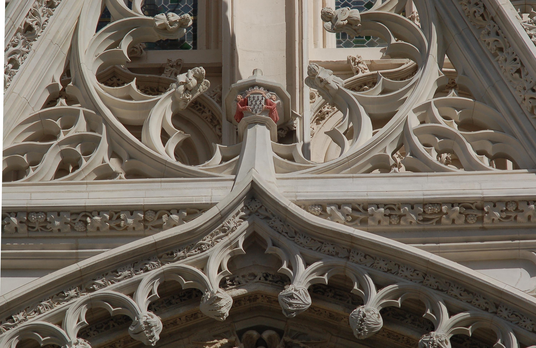 Bon Dimanche Detail_portail_ouest_cathedrale_nantes