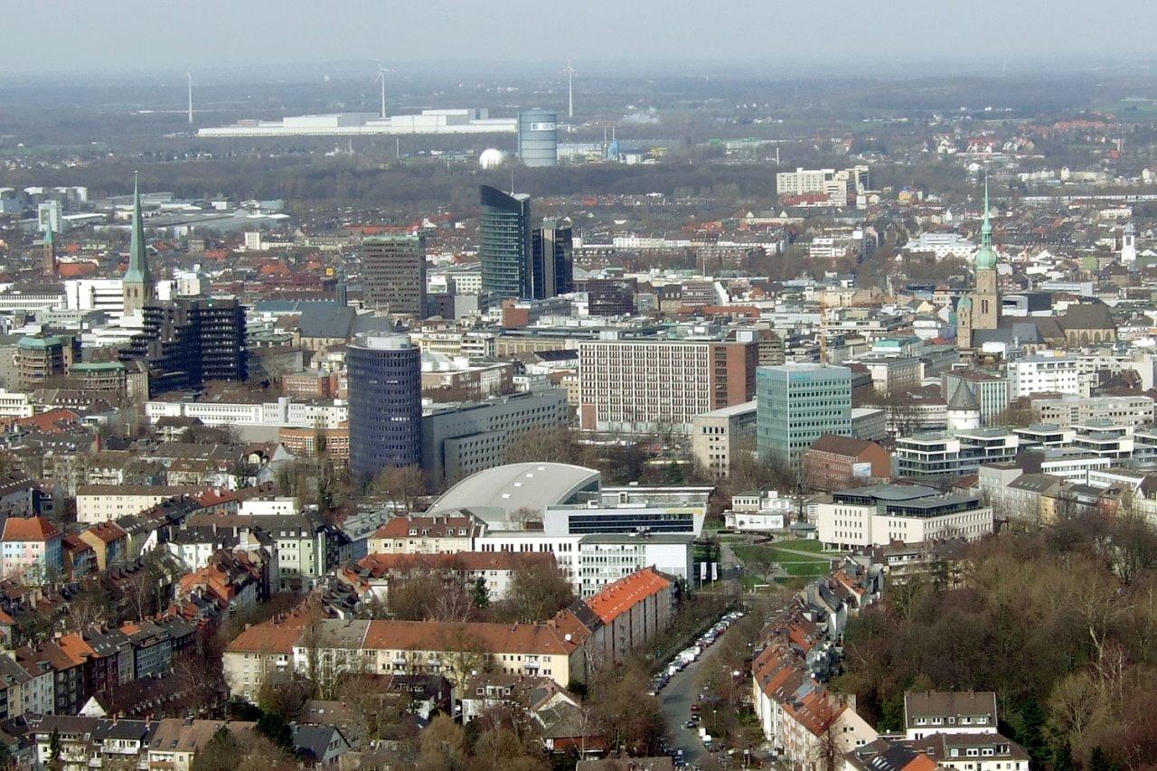 Dortmund Germany  City pictures : Description Dortmund City 2007