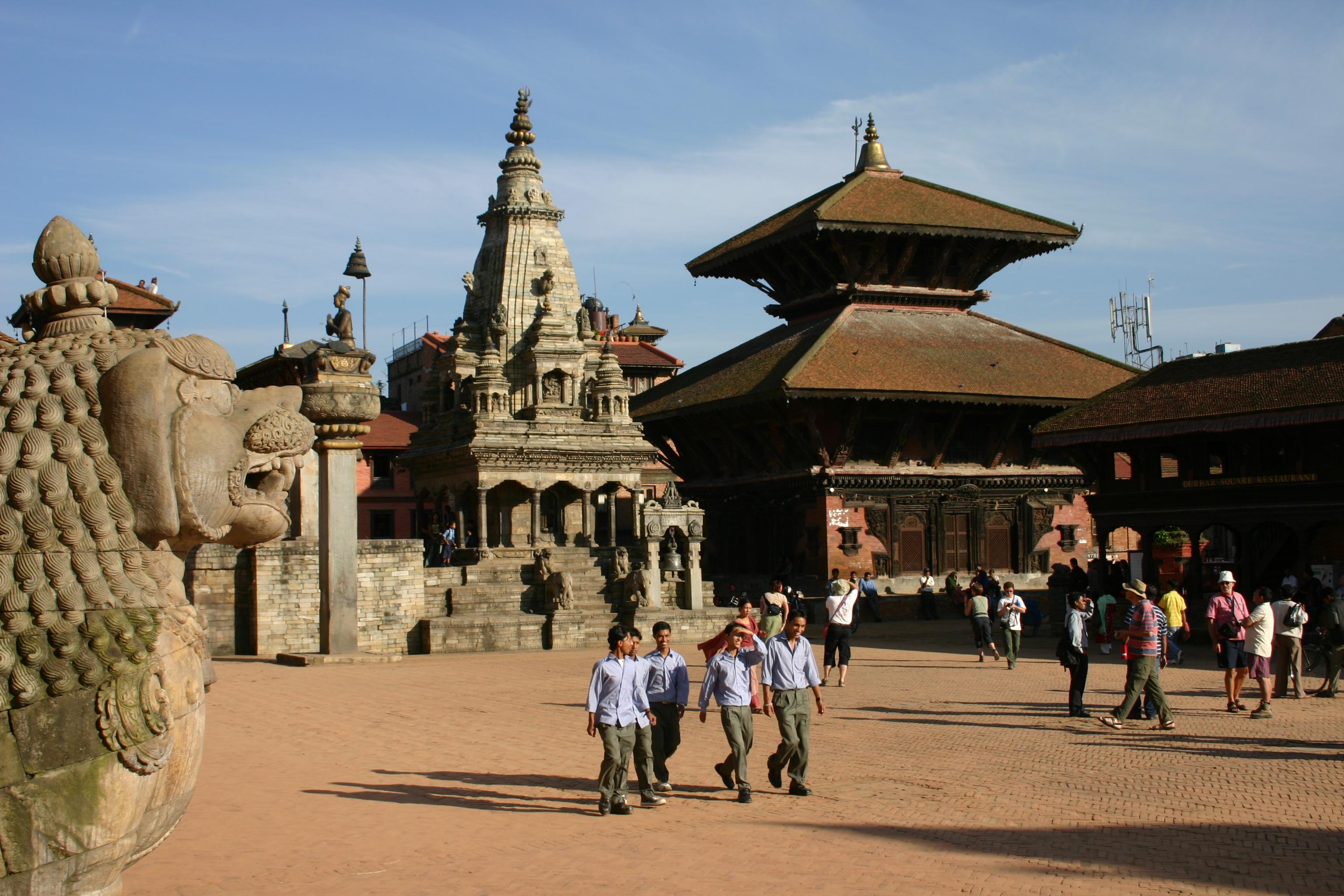 Bhaktapur Nepal  city photos gallery : est100 一些攝影 some photos : Bhaktapur, Ancient city, Nepal ...