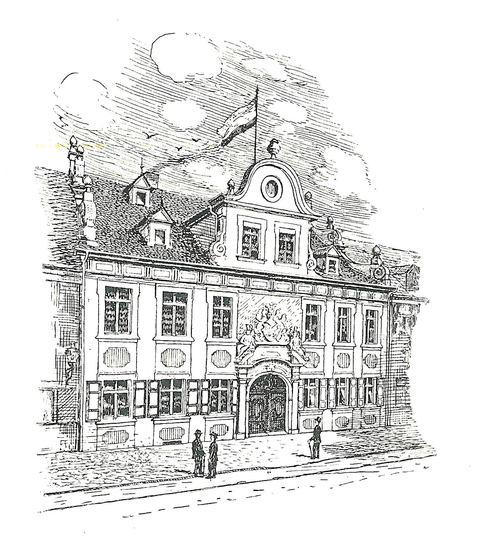 Villa Salzburg Dresden Wohndesign: Corps Bavaria Erlangen