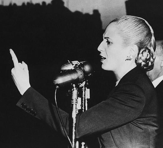 Speech van Eva 'Evita' Perón, Wikimedia Commons