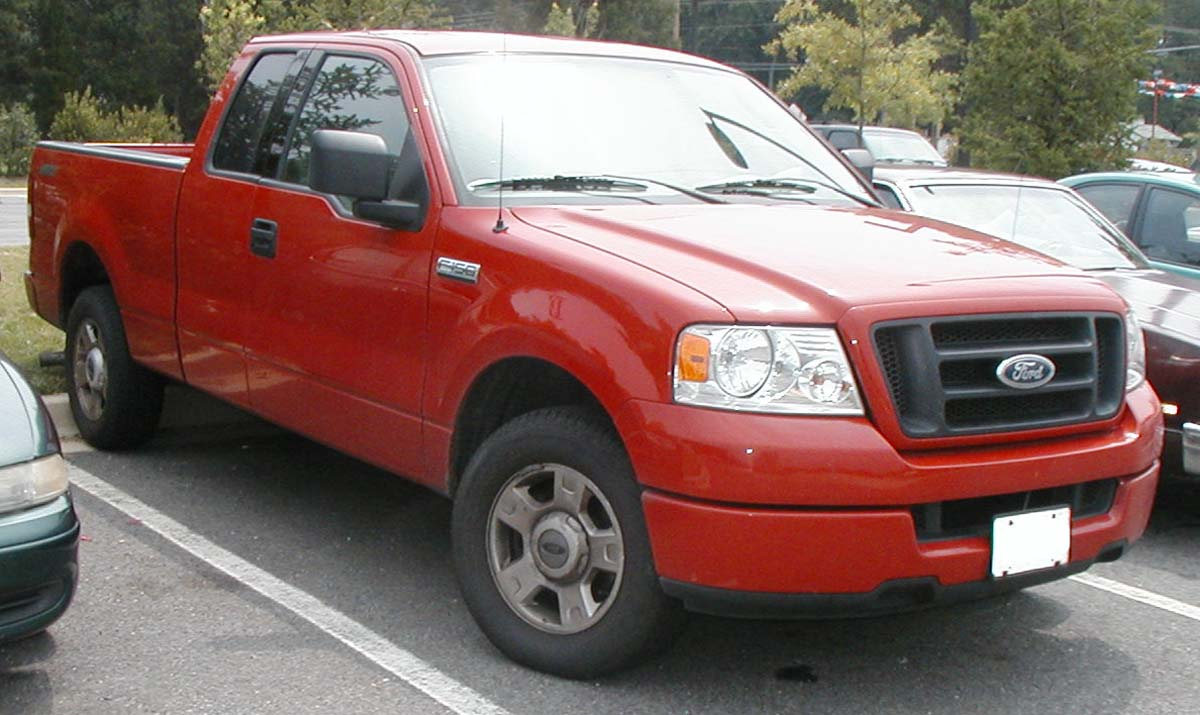2004 f150 extended cab