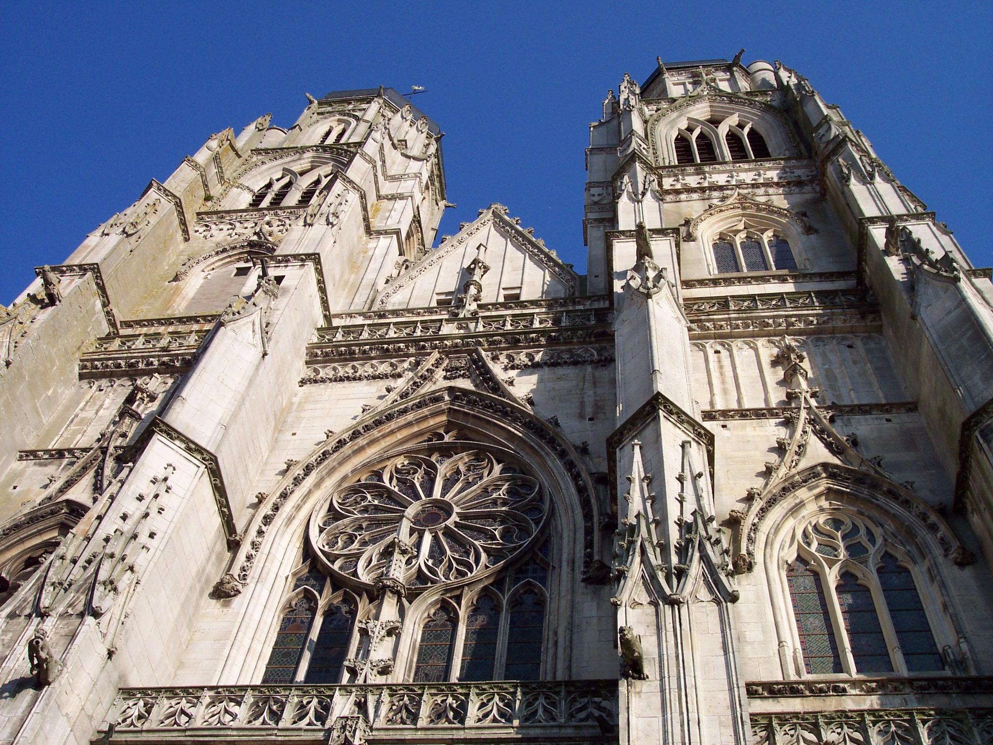 File fa ade de la basilique de saint nicolas de port jpg wikimedia commons - Basilique de saint nicolas de port ...
