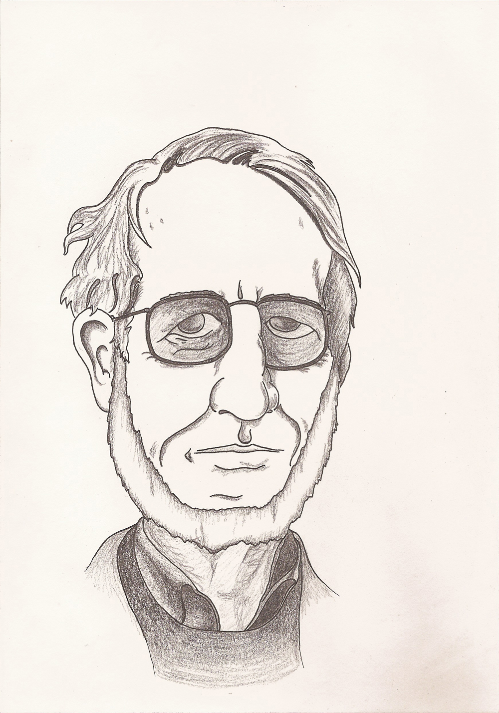 Portrait of Fernando Krahn