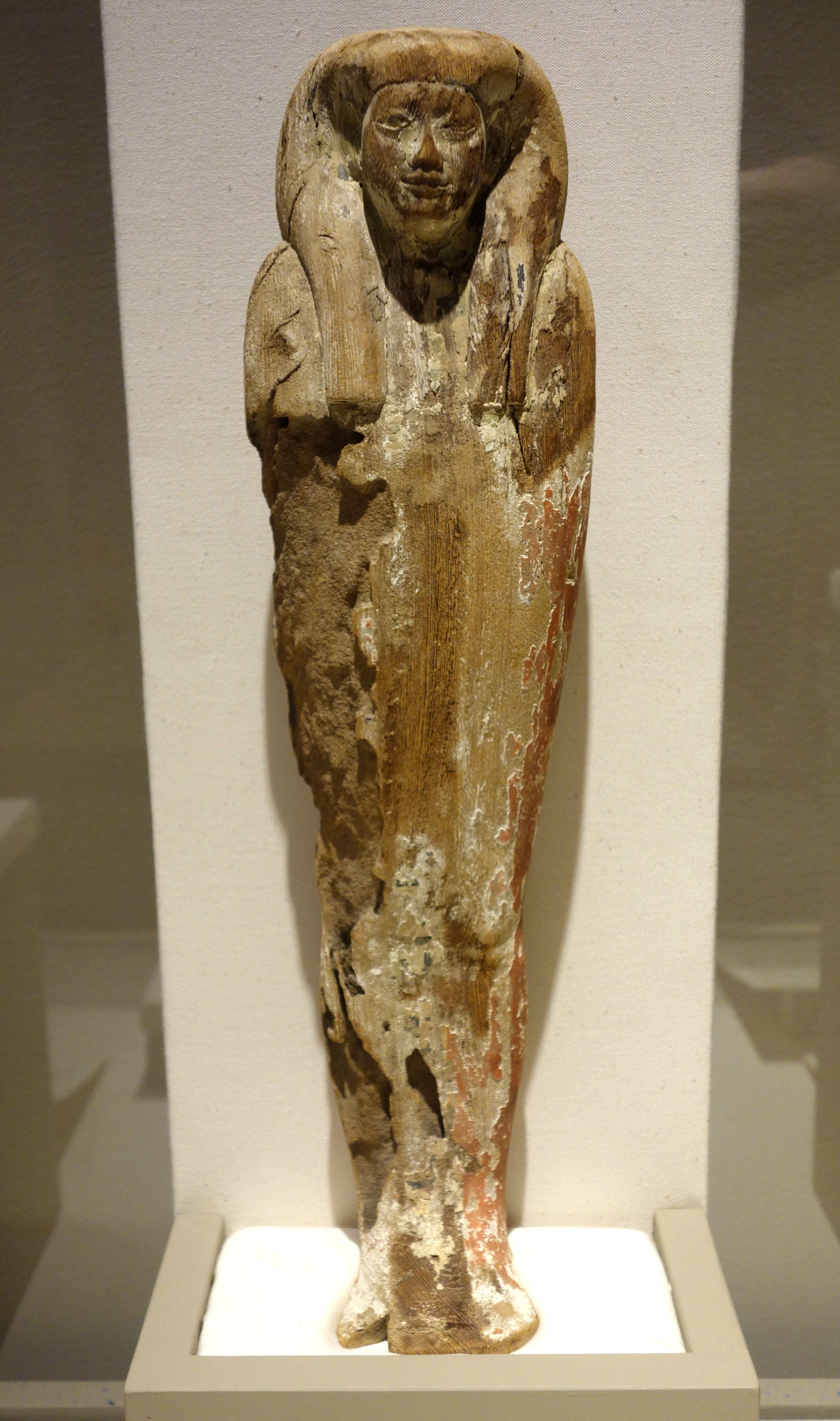 File:Figurine of Ptah-Sokar-Osiris, Egypt, Late Period, about 747 ...