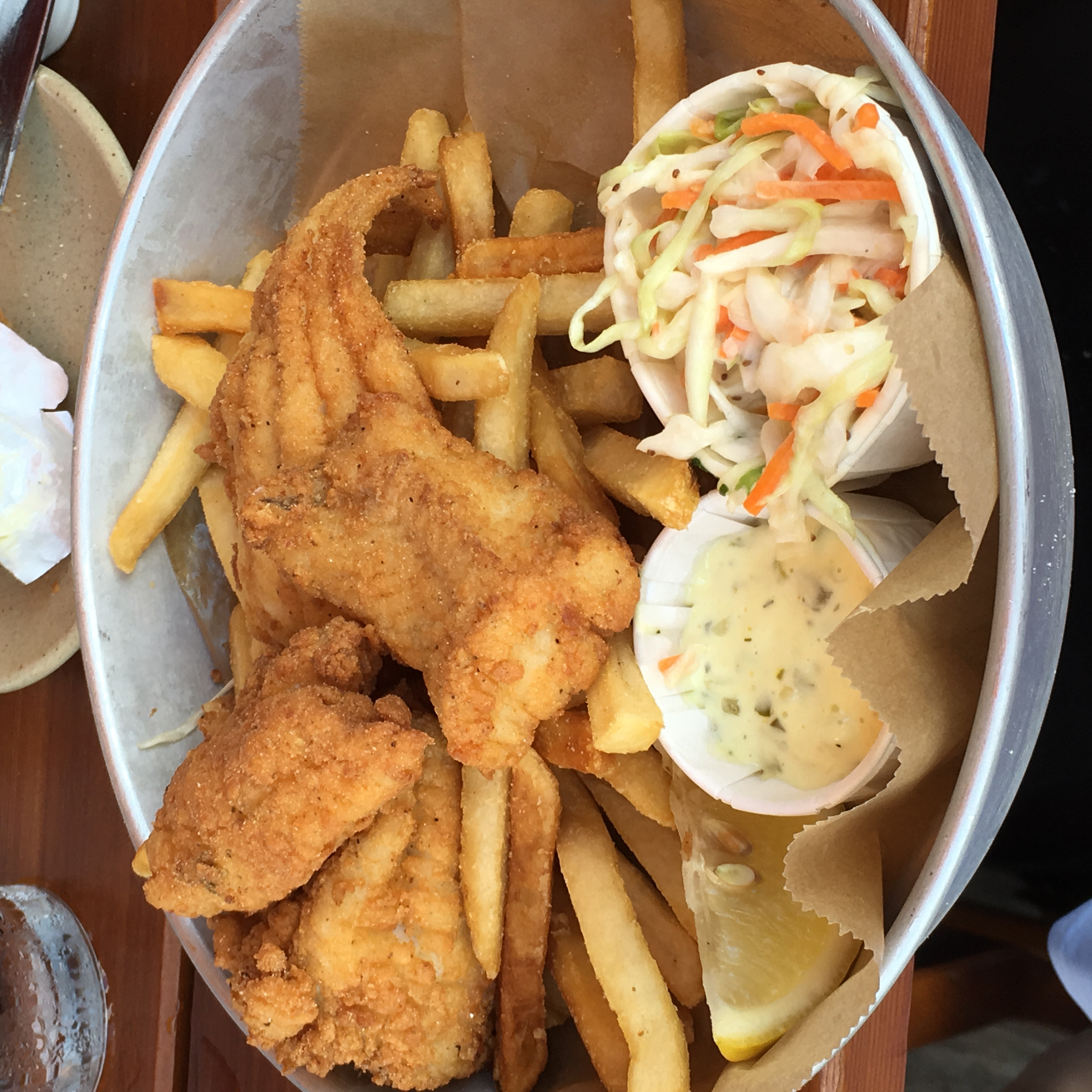 fish and chips - photo #6
