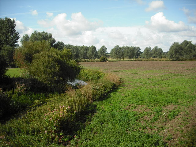 Flood plain - geograph.org.uk - 1429184