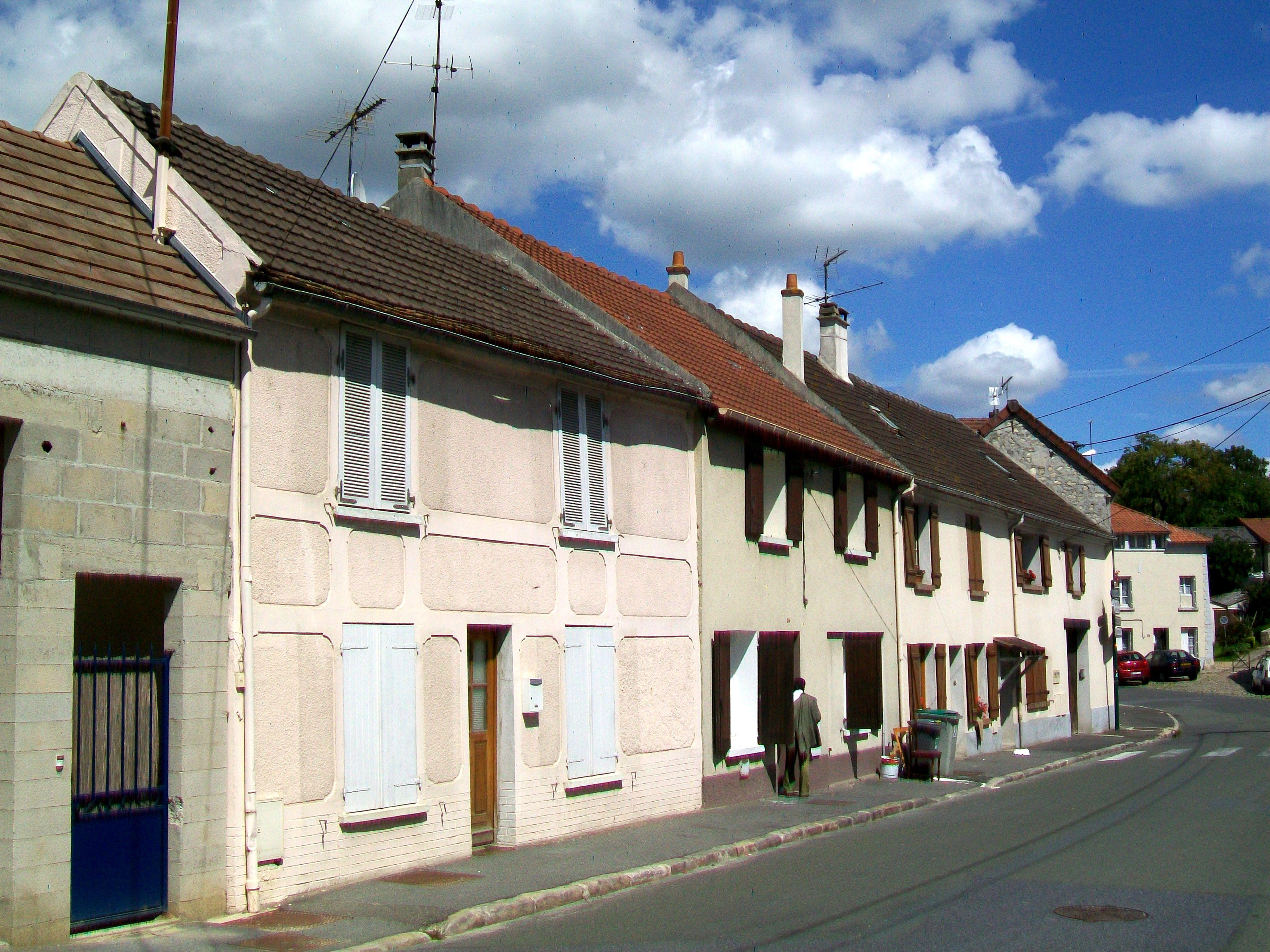 Rue De Marly Orry La Ville