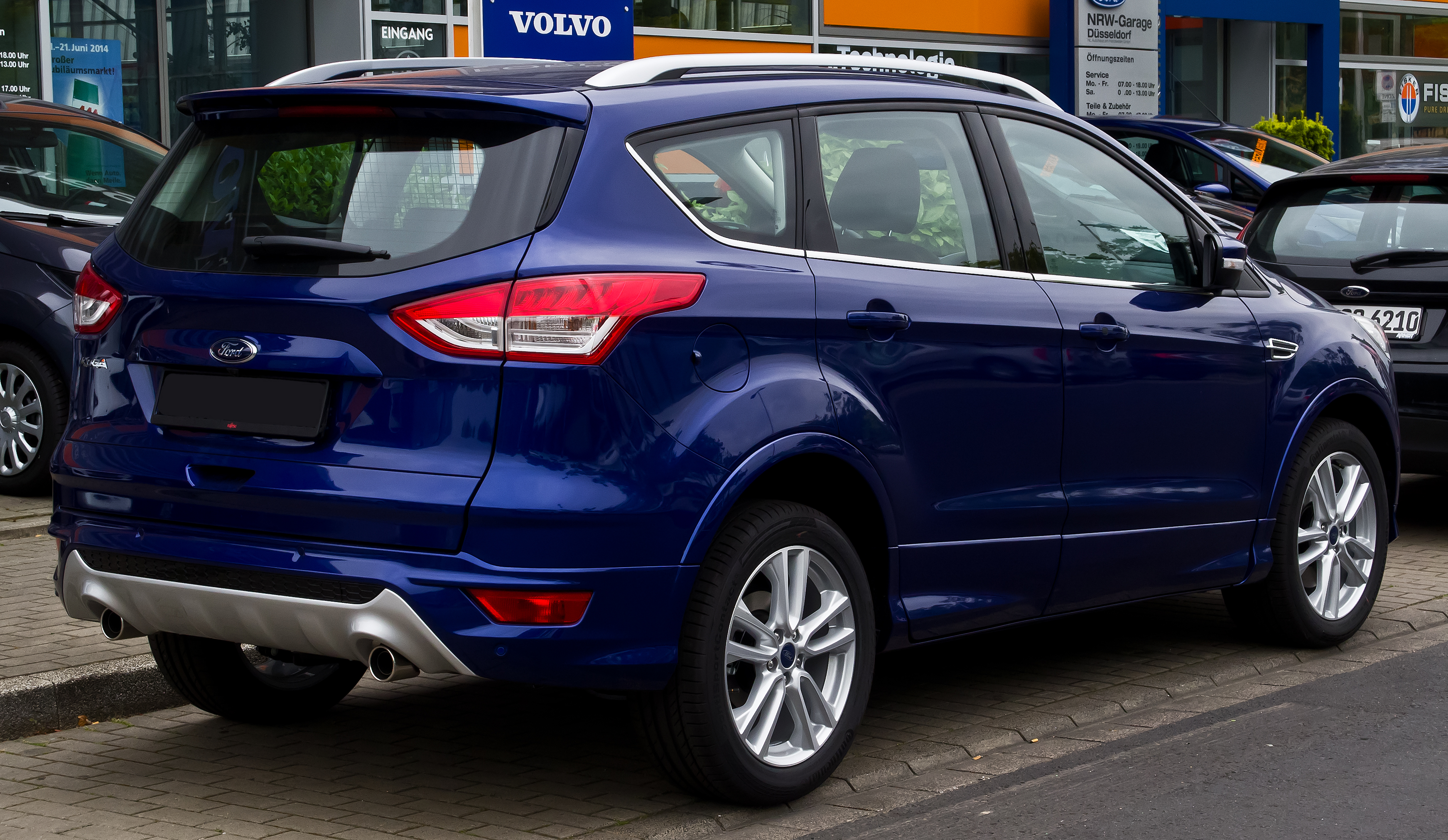 Image Result For Ford Kuga India
