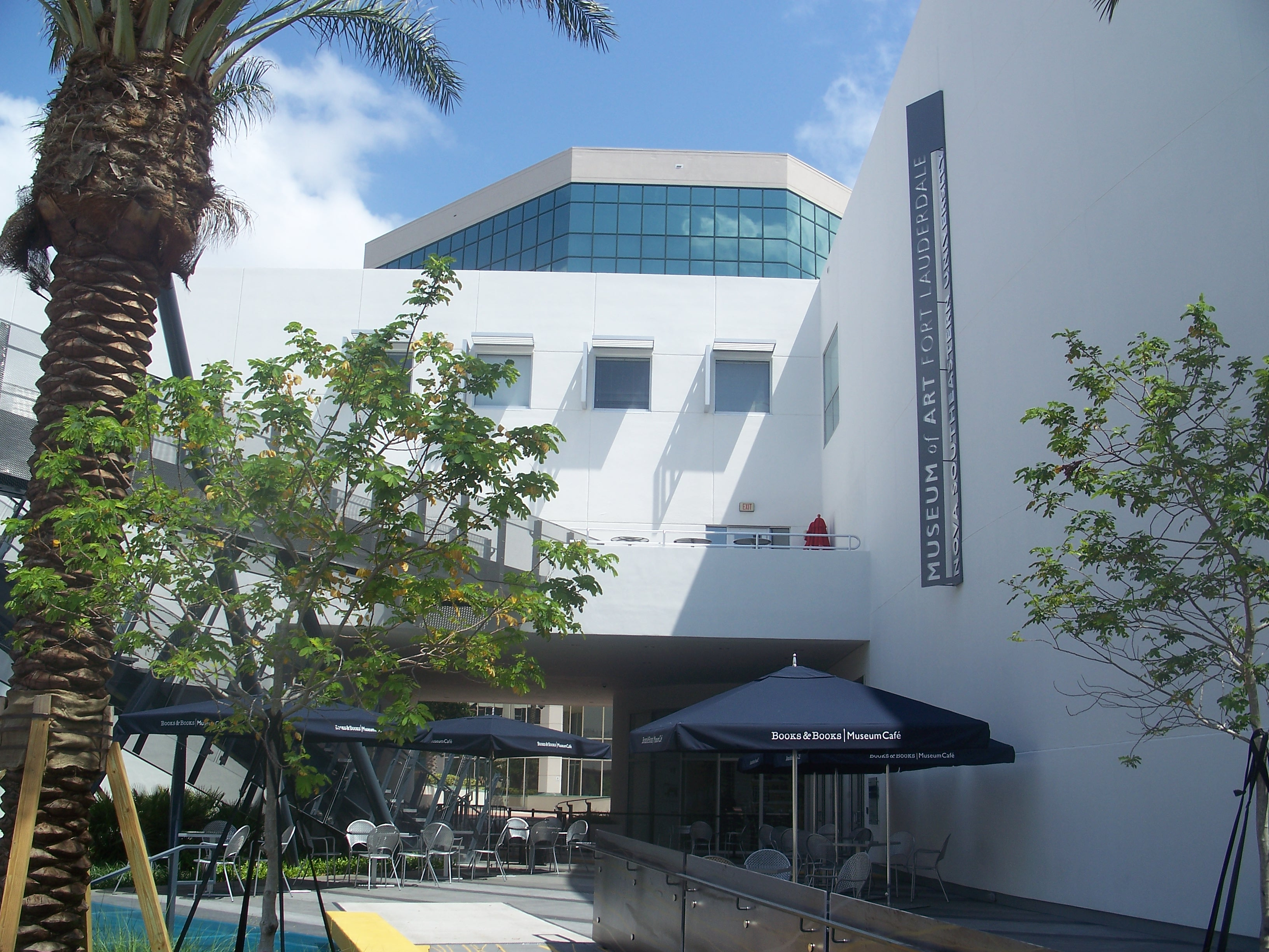 Museum Cafe at Museum of Art | Fort Lauderdale