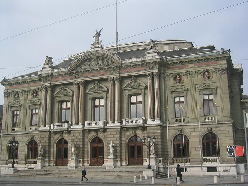 Grand Theatre Bordeaux Tours