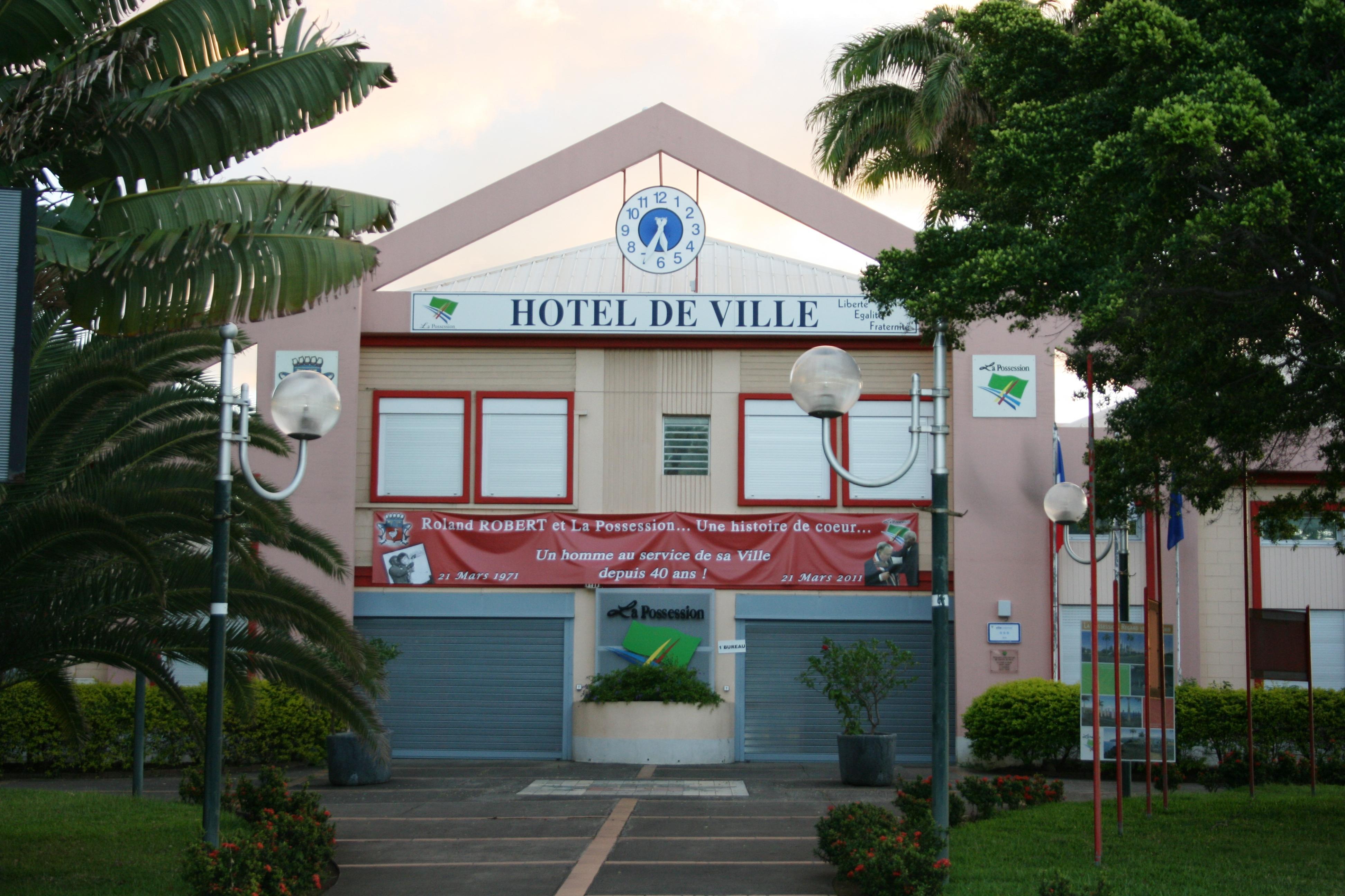L Hotel De Ville