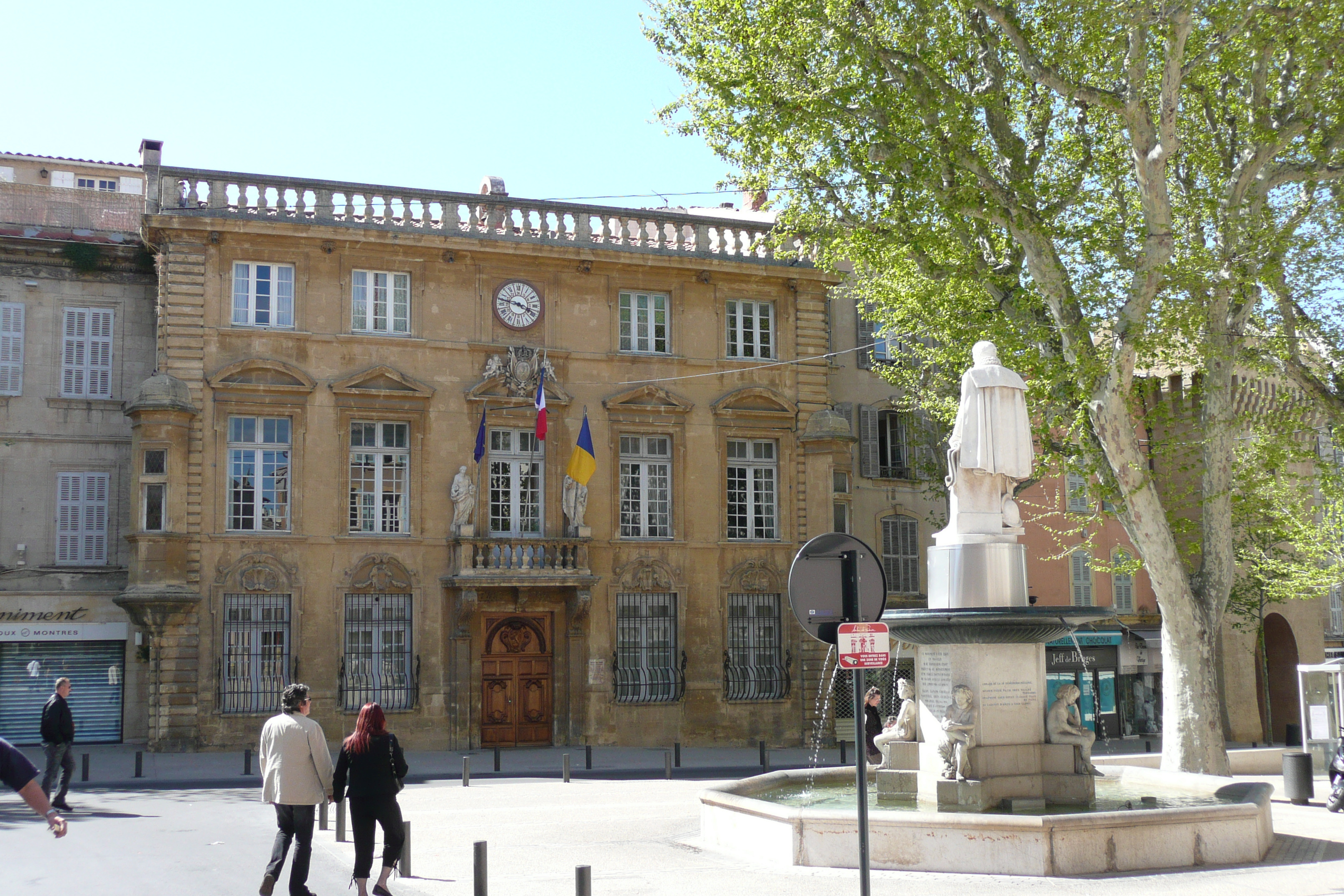 Fichier h tel de ville salon de provence jpg wikip dia - Kfc salon de provence ...