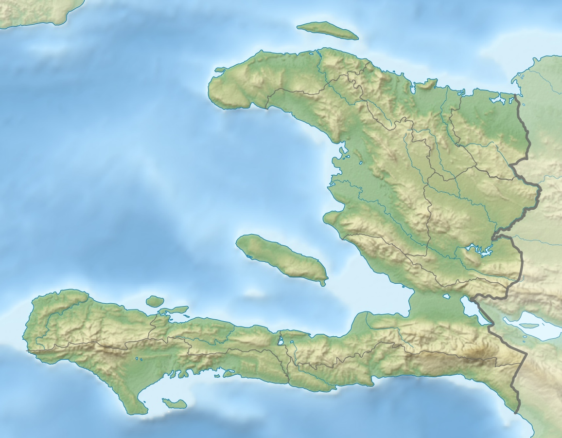 FileHaiti Relief Location Mapjpg Wikimedia Commons - Physical map of haiti