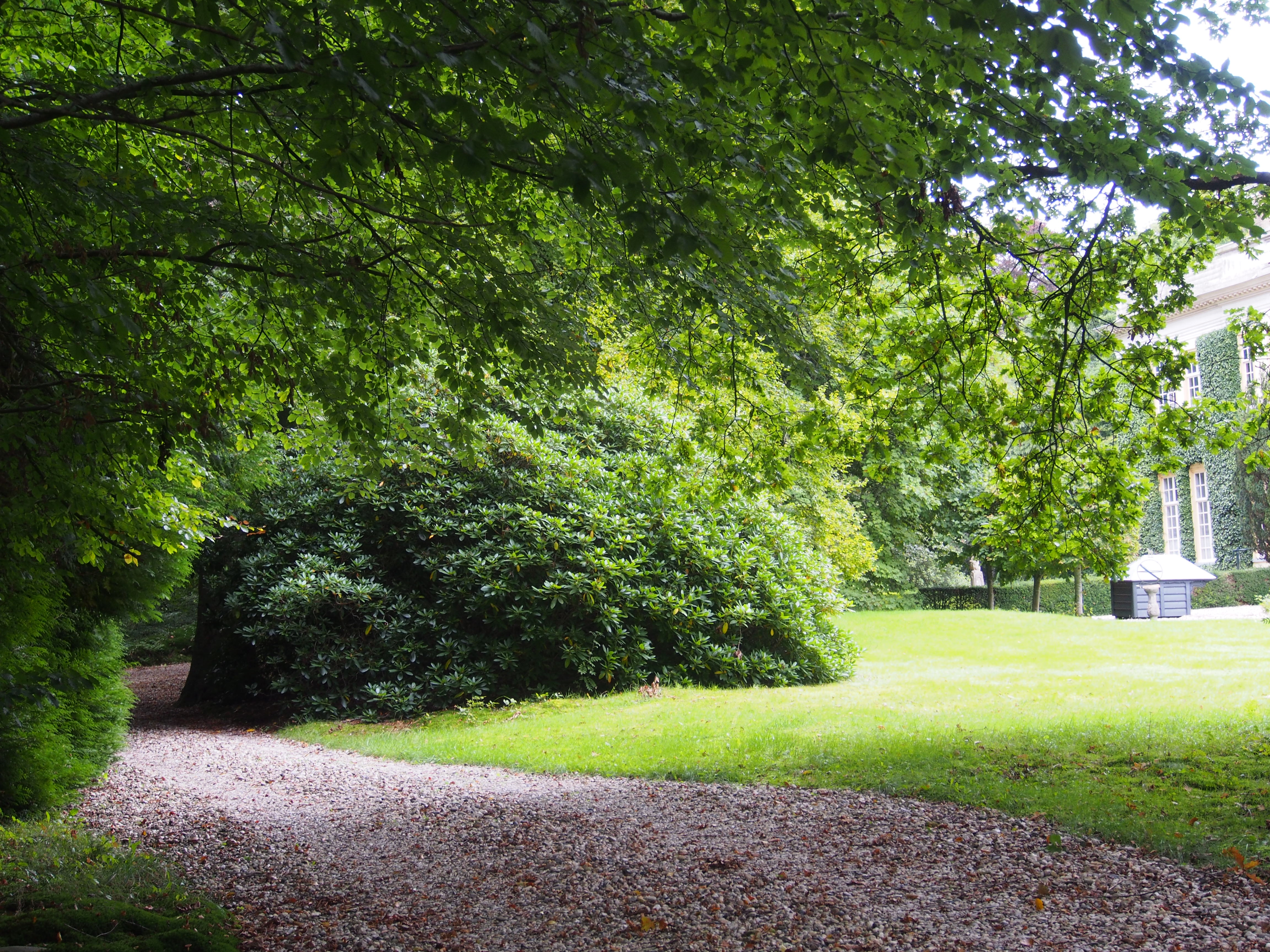 Park Als Tuin : File:harinxmastate tuin en park beetsterzwaag.jpg wikimedia commons