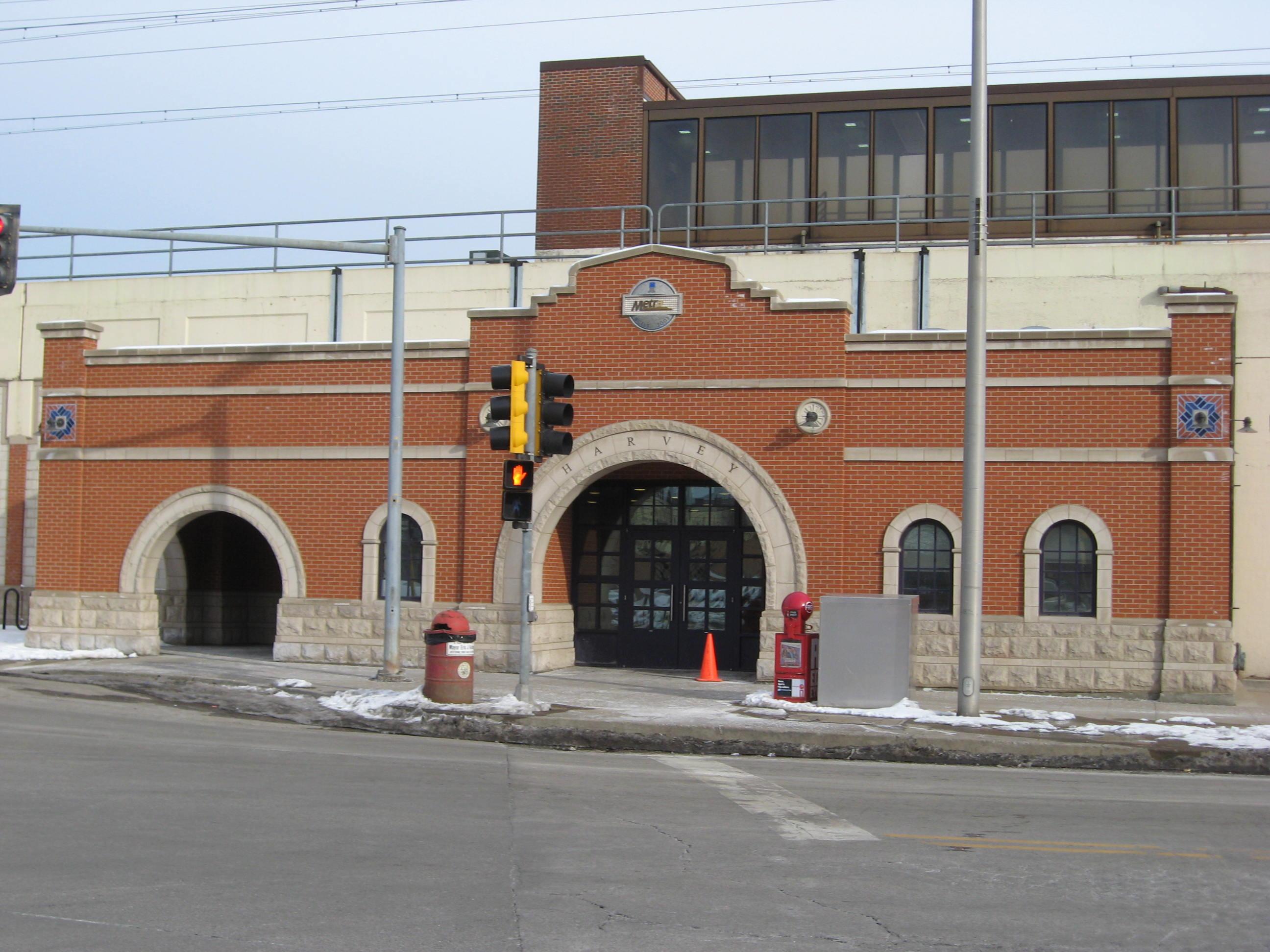Harvey Station Illinois Wikipedia