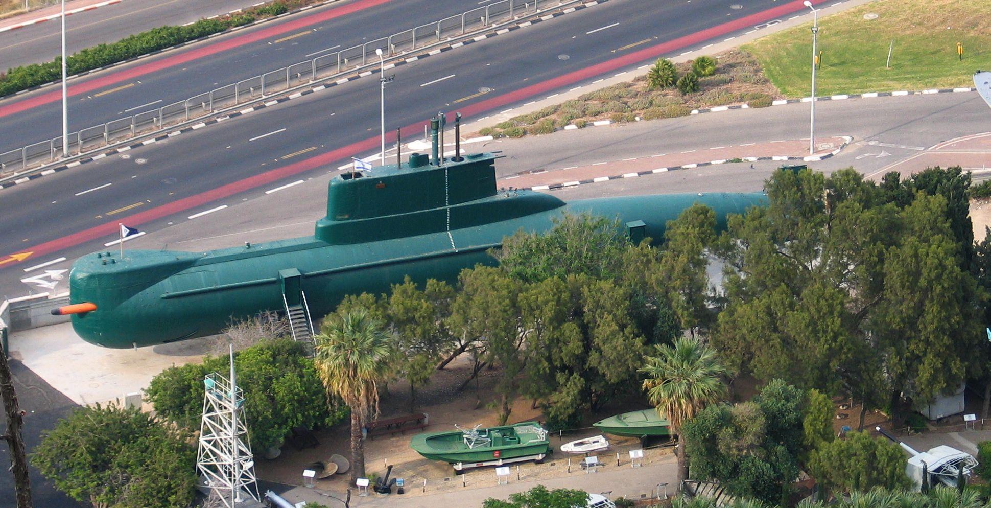 Музей нелегальной иммиграции и ВМФ в Хайфе, Израиль. Часть 2