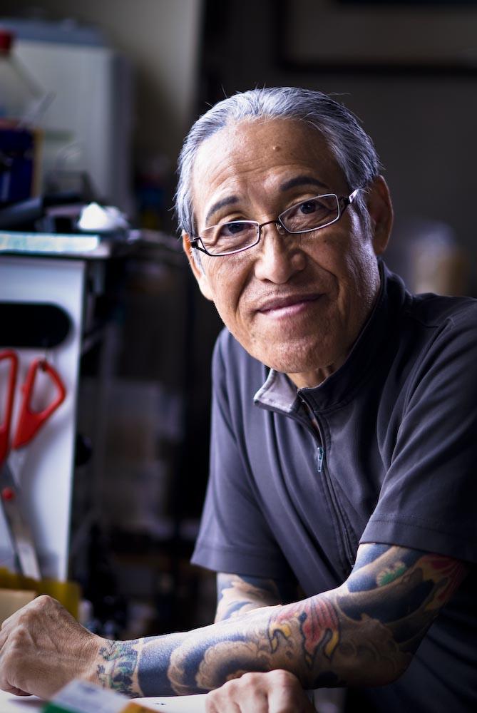 Horiyoshi iii wikipedia for Tattoo apprenticeship age