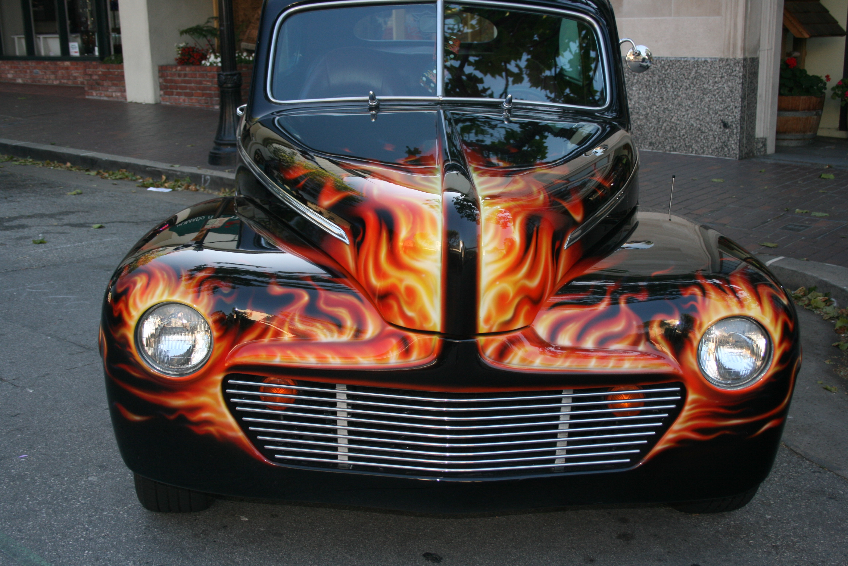 Classic Car Paint Job Estimates Near Los Angeles Ca